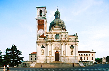 Basilica Monte Berico in Vicenza, Veneto, Italy