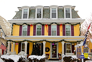 Inn Victoria Bed and Breakfast, Chester, Vermont