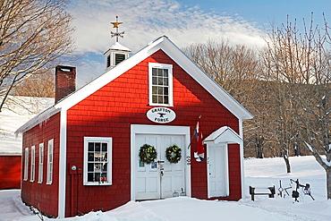 Grafton Forge, Grafton, Vermont