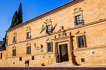 Palacio del Dean Ortega Parador Nacional  ubeda  Jaen province  Spain