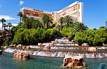 The Mirage Hotel and Casino, Las Vegas