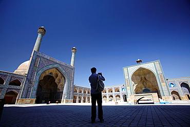 Jameh Mosque, Esfahan, Iran