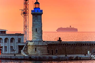 Europe, France, Bouches-du-Rhone 13, Marseille, European Capital of Culture 2013, 2nd District, Zone Euromediterranee, Grand Port Maritime