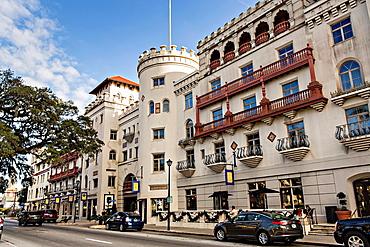 Casa Monica Hotel in St Augustine, Florida