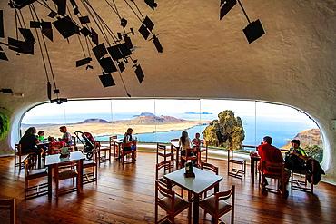 Spain, Canary Islands, Lanzarote Island, Mirador del Rio, interior