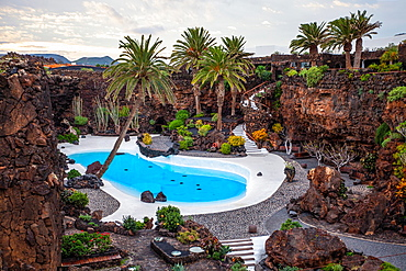 Spain, Canary Islands, Lanzarote Island