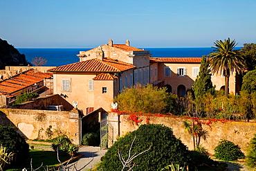 italy, Tuscany, Livorno, Elba island, Villa dei Mulini, Napoleon house.