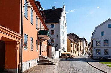 City of Visby on Gotland island, Sweden