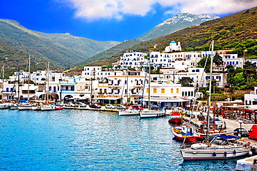 greece, cyclades, amorgos, Katapola