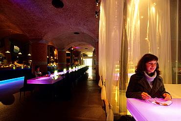 Ciak Bar National Cinema Museum, Mole Antonelliana, Turin, Piedmont region, Italy, Europe