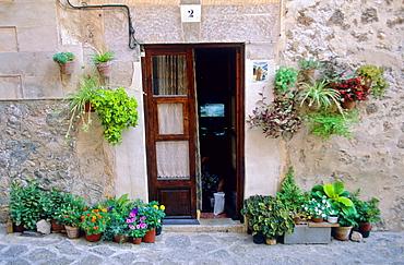 Valldemossa. Majorca Island. Spain