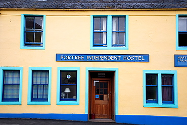 Portree Independent Hostel, Isle of Skye, Scotland