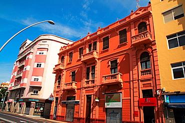 street view of Santa Cruz de Tenerife Spain