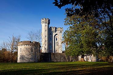 Castle of Arteaga, Bizkaia, Basque Country, Spain