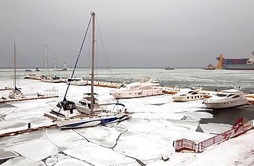 Port Odessa, Ukraine, Eastern Europe
