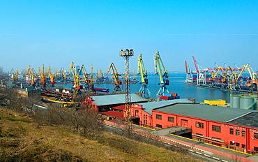 Port Odessa Ukraine, Europe