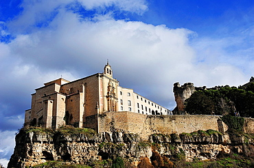 San Pablo church and convent, Cuenca, Spain