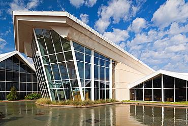 USA, Oklahoma, Oklahoma City, National Cowboy and Western Heritage Museum, exterior