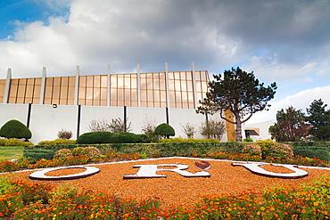 USA, Oklahoma, Tulsa, Oral Roberts University, campus view