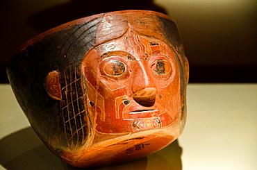 Peru Pre-Columbian Vessel