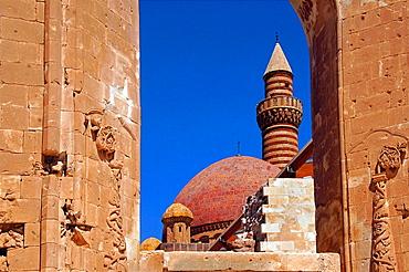 Ishak Passa Sarayi (Ishak Pasha Palace, 18th century) near Dogubayazit, Turkey