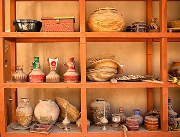 Oman  Nizwa  The Souk.