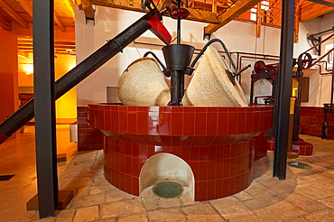 Baena, Olive Oil Museum, Route of the Caliphate, Cordoba province, Andalusia, Spain.