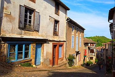 Cordes Sur Ciel, Cordes-sur-Ciel, Tarn Department, Midi-Pyrenees, France, Europe