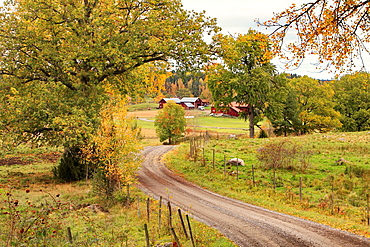 Lerbo near Katrineholm Sodermanland Sweden