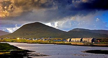 Leverburgh Hebrides Harris island Scotland United Kingdom