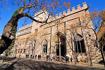 La Lonja Valencia Spain