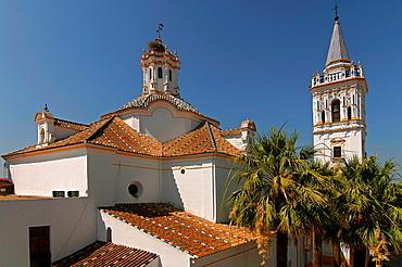 Church of San Juan Bautista, La Palma del Condado, Huelva-province, Spain