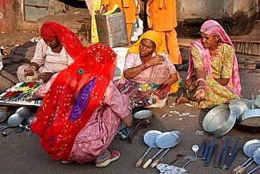 Street Market, Jodhpur The Blue City Rajasthan, India