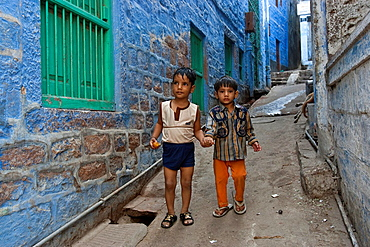 Streetlife, Jodhpur The Blue City Rajasthan, India