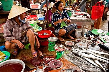 Fish Market, Hoi An, Vietnam