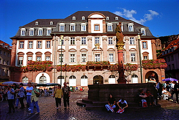 Town Hall Heidelberg Germany