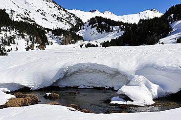 Benasque valley, Aragonese Pyrenees, Huesca, Spain
