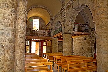 Santa Maria of Vilamos Church, Val d'Aran