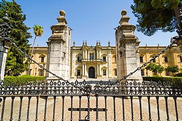 The University of Seville, Universidad de Sevilla, Fabrica de Tabacos de Sevilla, Seville, Sevilla, Andalusia, Spain.