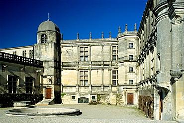 Renaissance Castle of Madame de Sevigne, Drome department, region of Rhone-Alpes, France, Europe