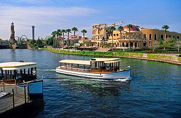 Universal Estudios parque tematico Orlando Florida