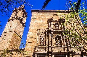 Church `Del Carmen',Valencia,Spain