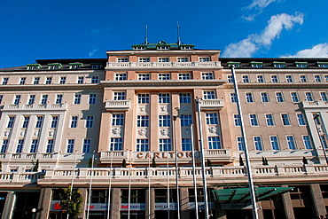 Carlton Hotel, Bratislava, Slovakia