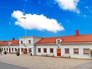 First Match Factory and today the single Match museum worldwide, Jonkoping, Jonkoping Municipality, Smaland, Sweden, Europe