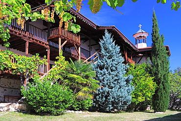 Rozhen Monastery, Bulgaria