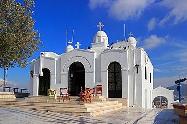 Agios Georgios Church, Lykavittos Hill, Athens, Greece