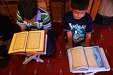 Koran school at Lala Mustafa Passa Camii mosque from 1563, Erzurum, Anatolia, Turkey
