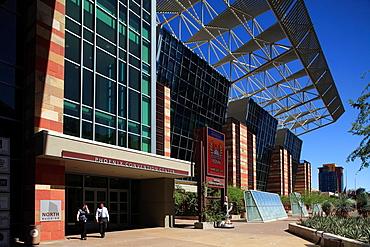 Phoenix Convention Center in Downtown Phoenix  Arizona  USA.