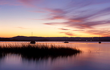 Evening at the Ammersee