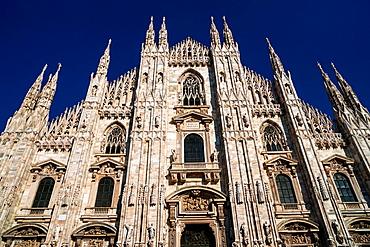 Duomo di Milano, Milan, Italy.